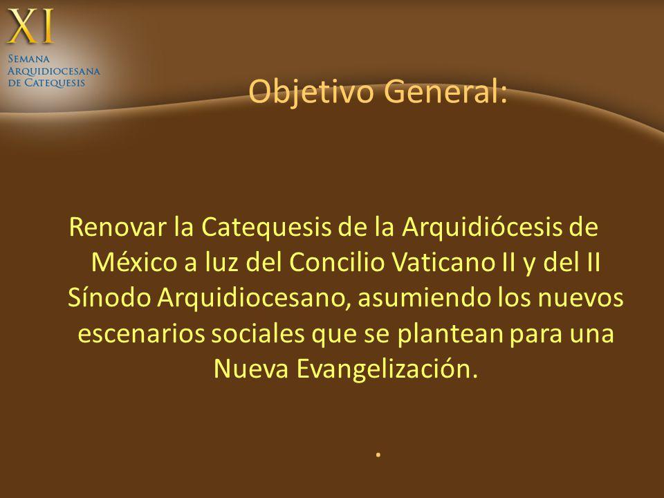 Objetivo General: .