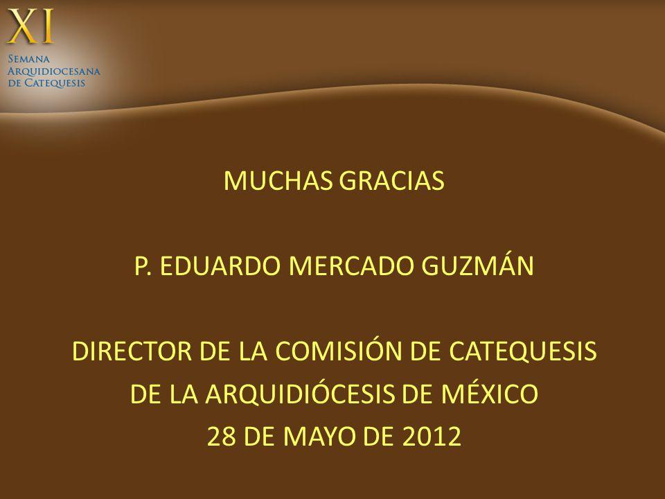 MUCHAS GRACIAS P.