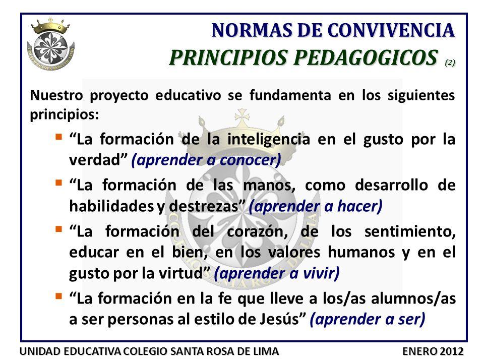 PRINCIPIOS PEDAGOGICOS (2)