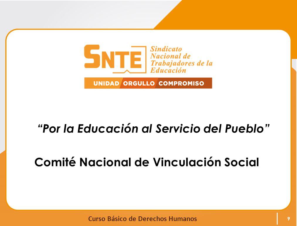 Comité Nacional de Vinculación Social