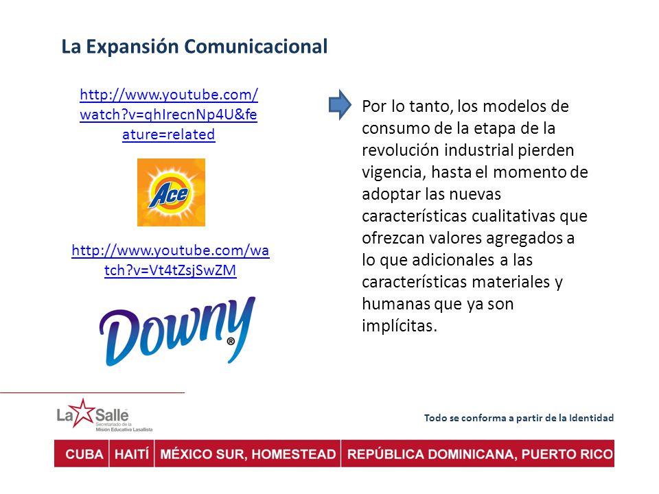 La Expansión Comunicacional