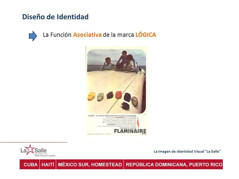 Diseño de Identidad La Función Asociativa de la marca LÓGICA