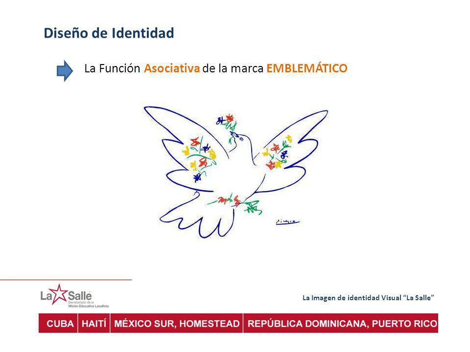 Diseño de Identidad La Función Asociativa de la marca EMBLEMÁTICO