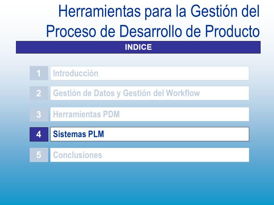Herramientas para la Gestión del Proceso de Desarrollo de Producto