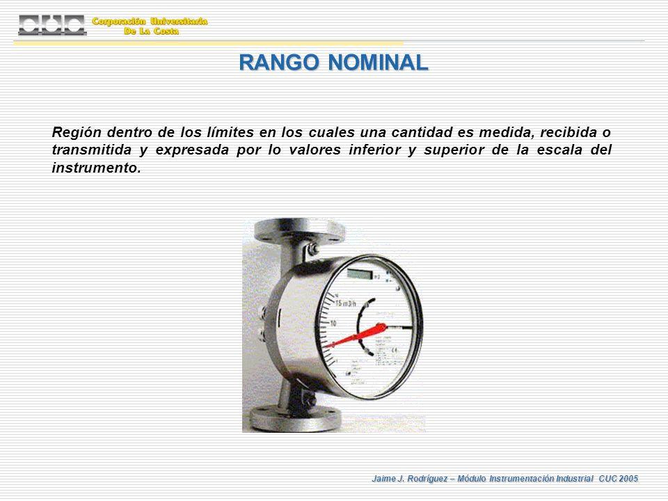 RANGO NOMINAL