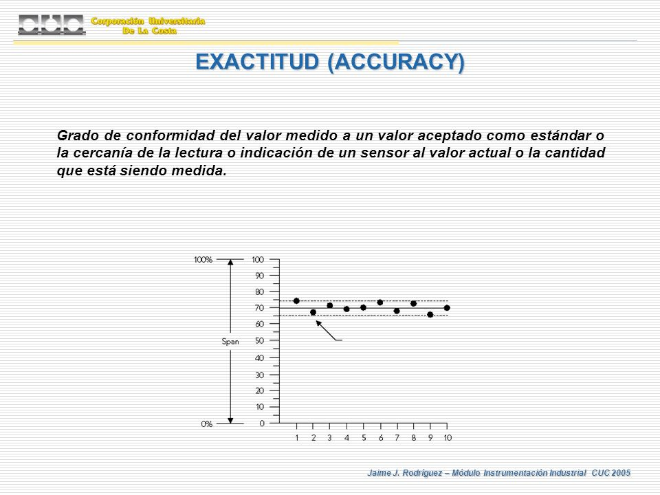 EXACTITUD (ACCURACY)
