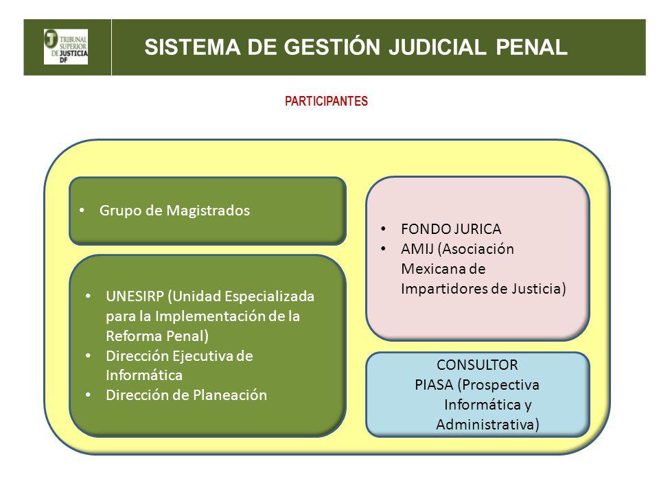 PIASA (Prospectiva Informática y Administrativa)