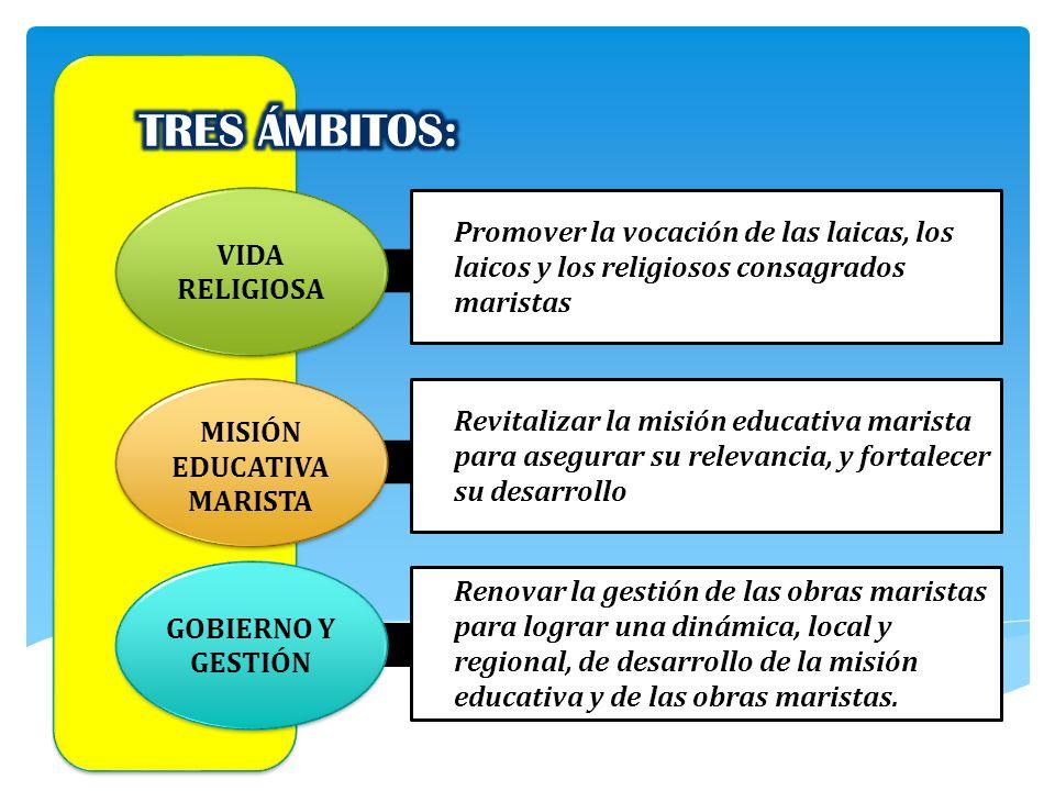 MISIÓN EDUCATIVA MARISTA