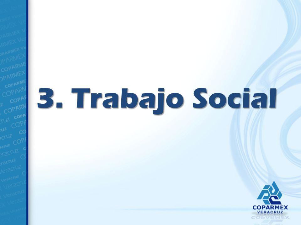 3. Trabajo Social