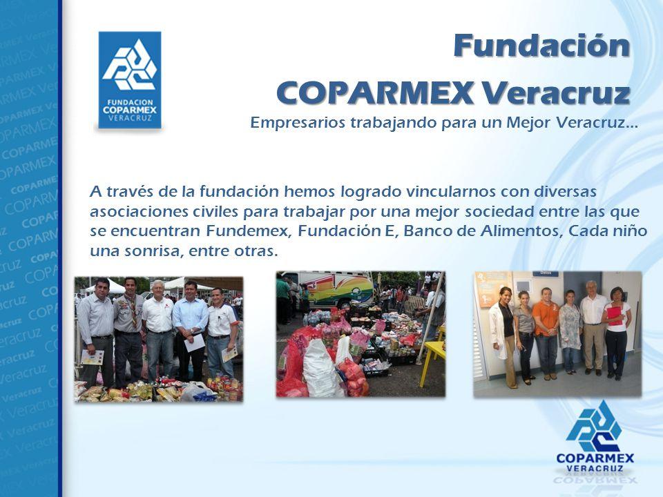 Fundación COPARMEX Veracruz