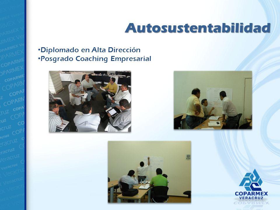 Autosustentabilidad Diplomado en Alta Dirección