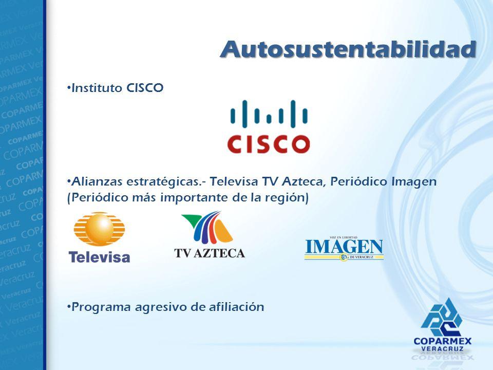 Autosustentabilidad Instituto CISCO