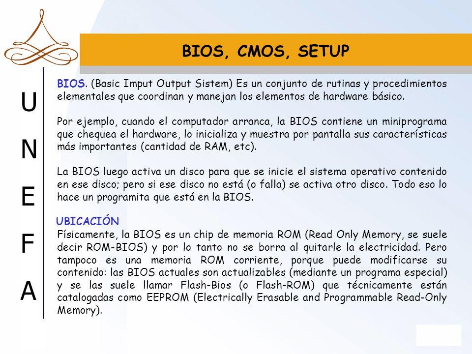 BIOS, CMOS, SETUP