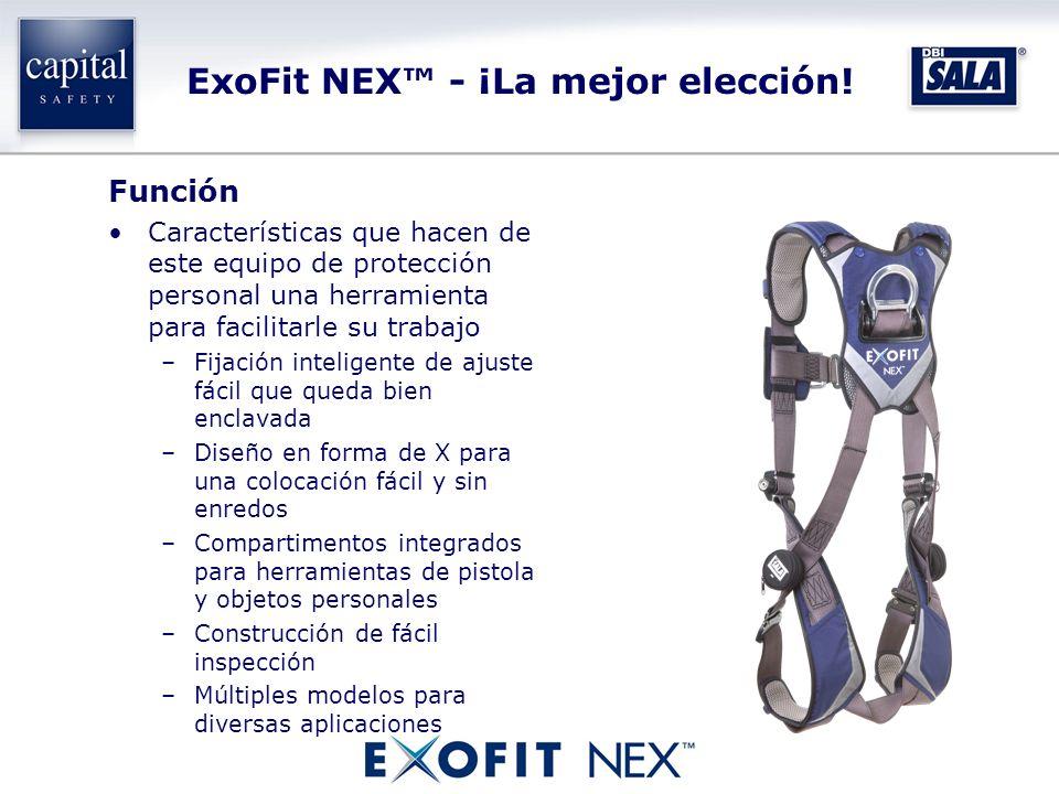 ExoFit NEX™ - ¡La mejor elección!