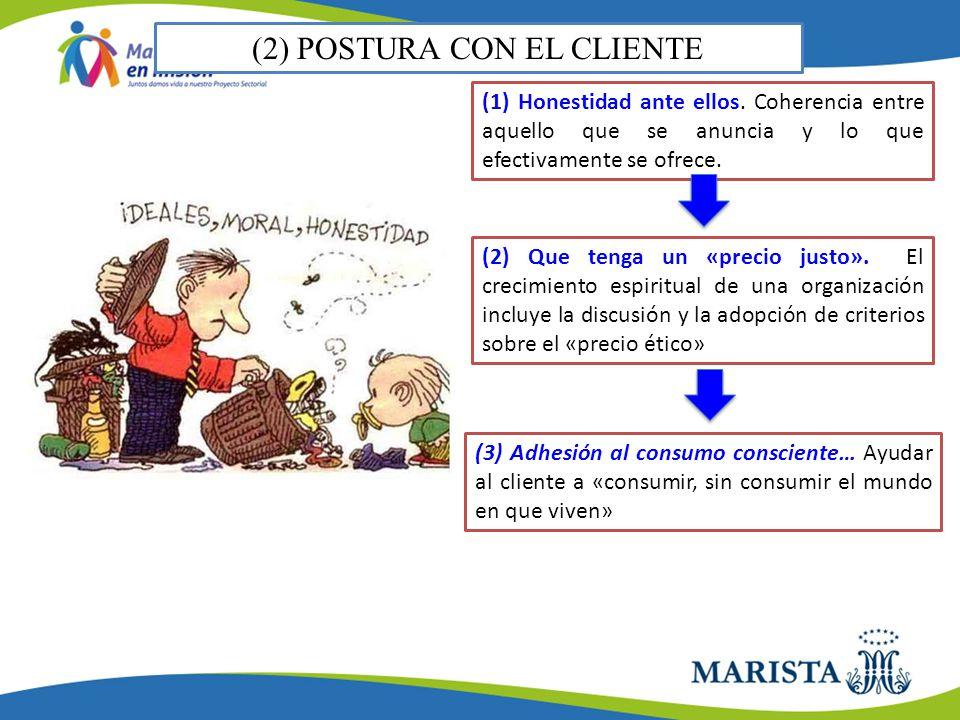 (2) POSTURA CON EL CLIENTE