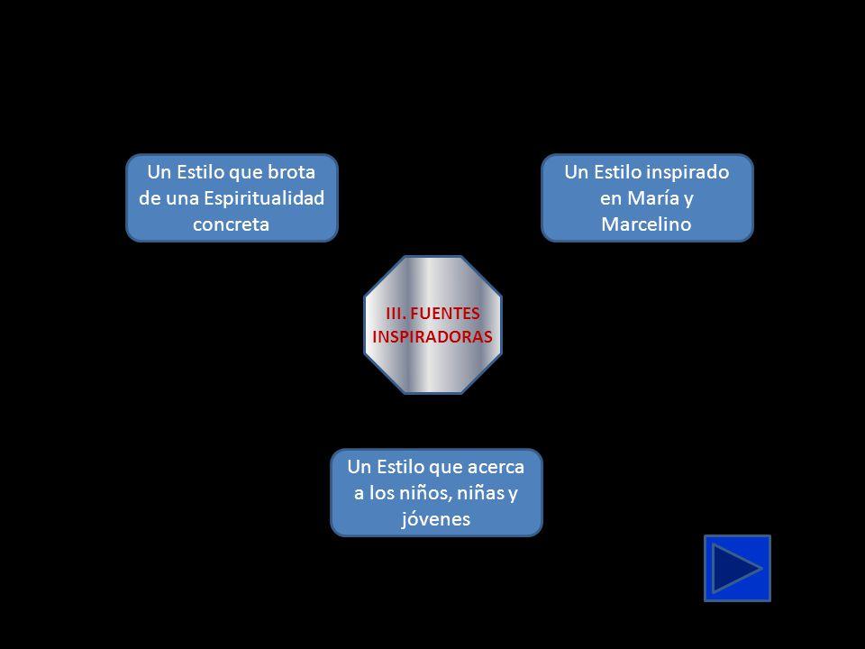 III. FUENTES INSPIRADORAS