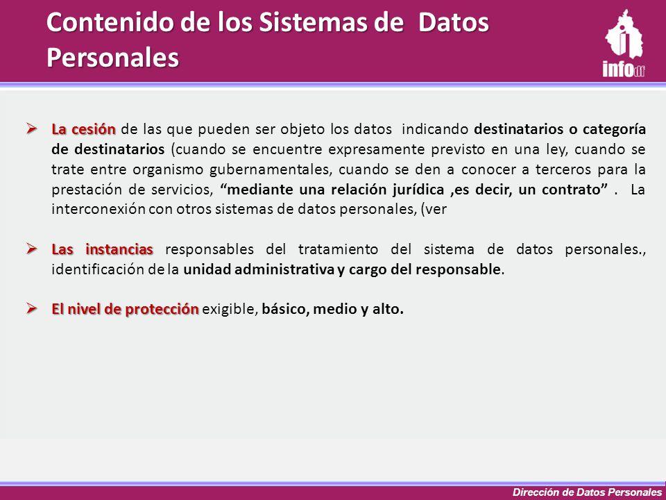 Taller de Sistemas de Datos Personales