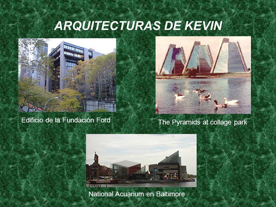 ARQUITECTURAS DE KEVIN
