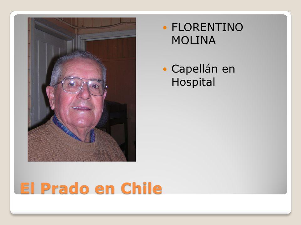 FLORENTINO MOLINA Capellán en Hospital El Prado en Chile