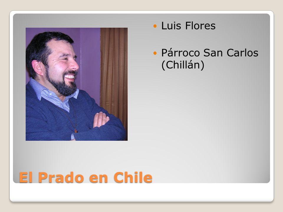 Luis Flores Párroco San Carlos (Chillán) El Prado en Chile