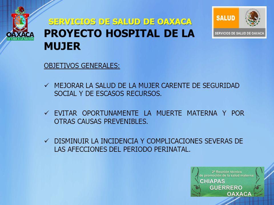 PROYECTO HOSPITAL DE LA MUJER