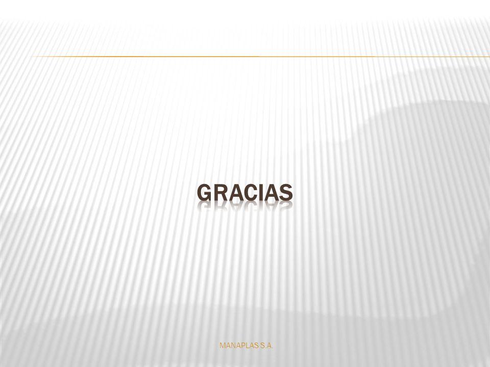 GRACIAS MANAPLAS S.A.