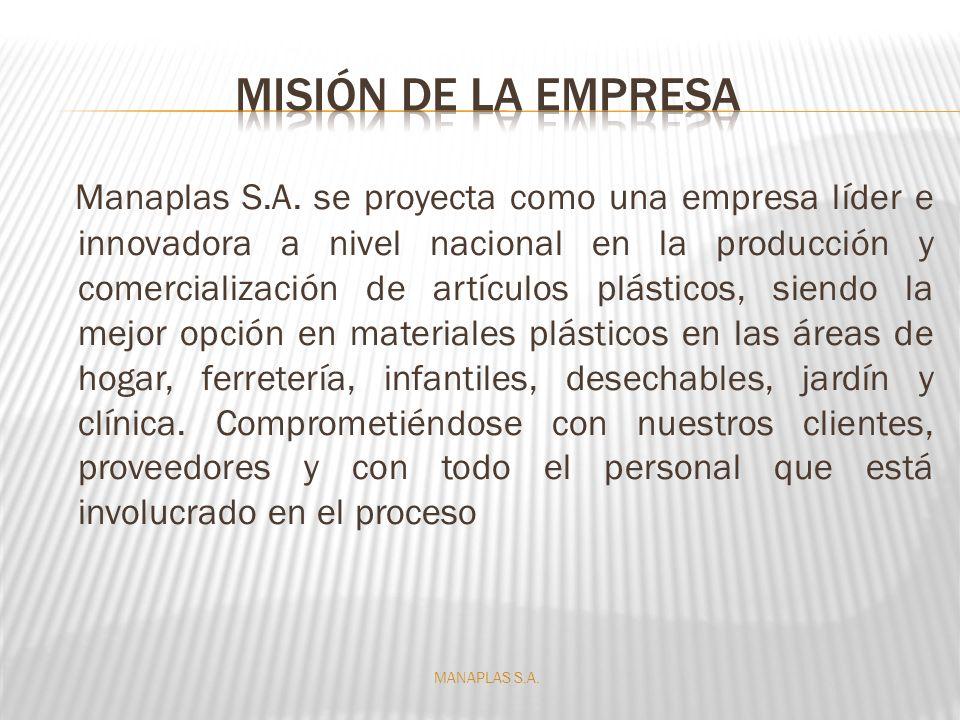 Misión de la empresa