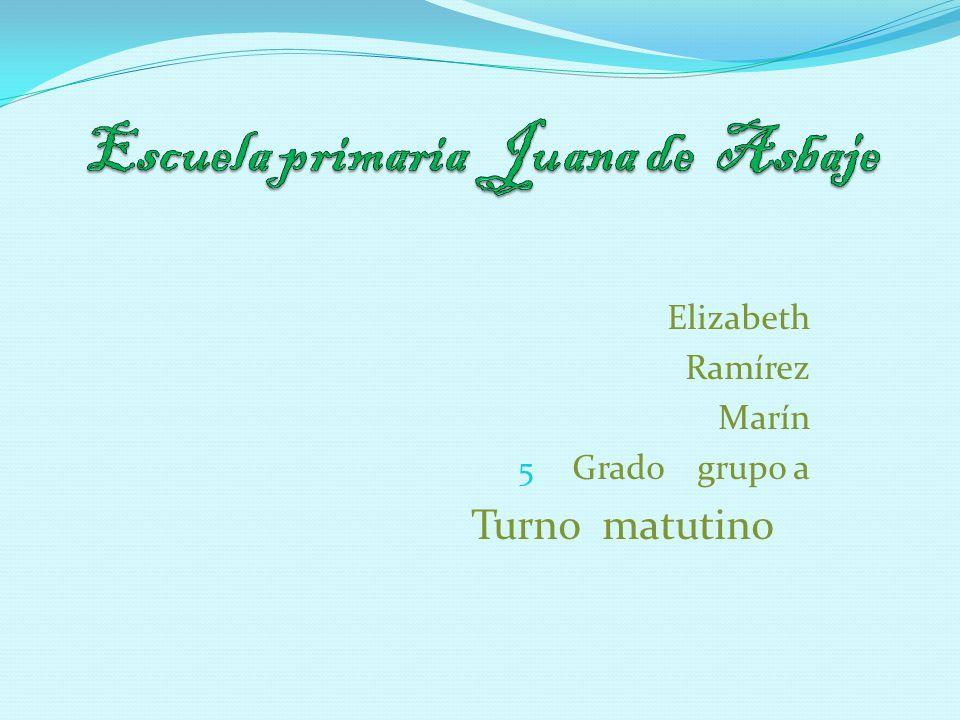 Escuela primaria Juana de Asbaje