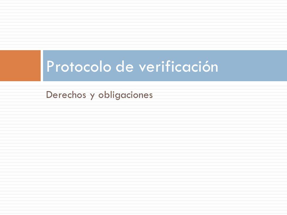 Protocolo de verificación