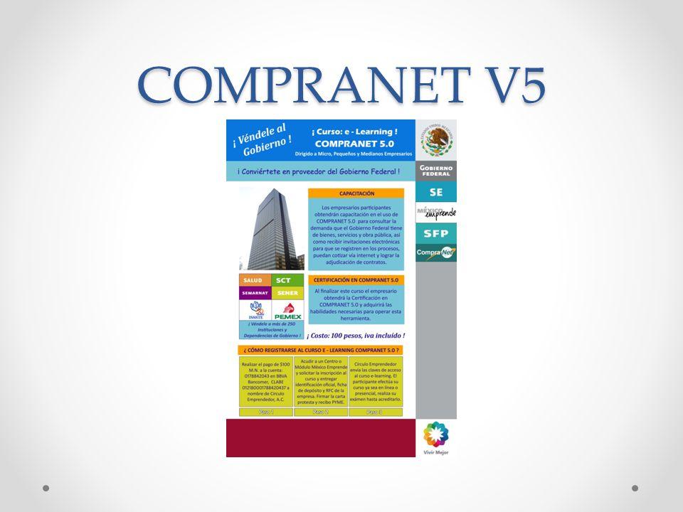 COMPRANET V5