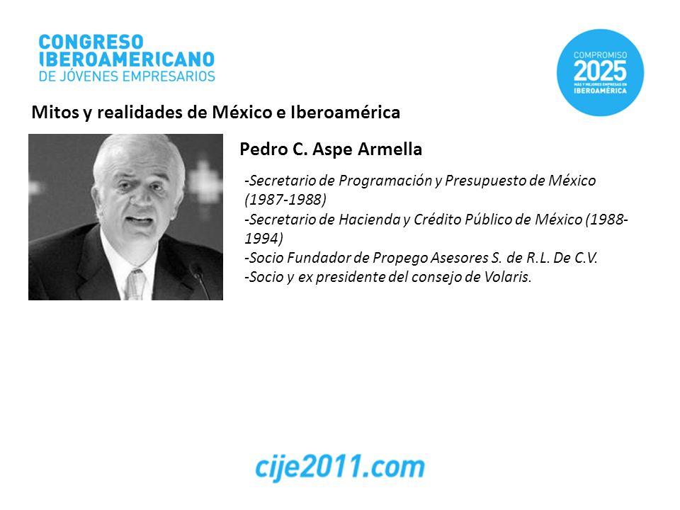 Mitos y realidades de México e Iberoamérica