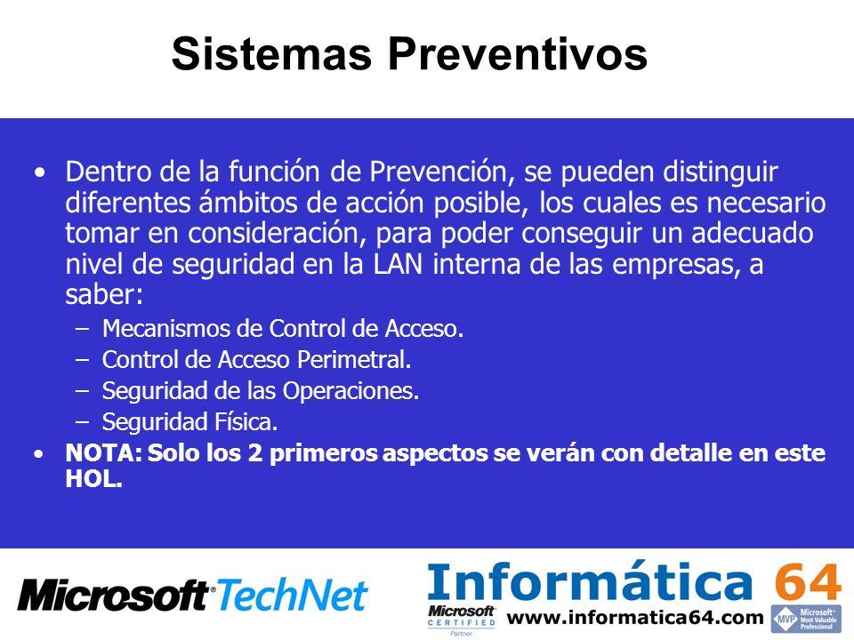 Sistemas Preventivos