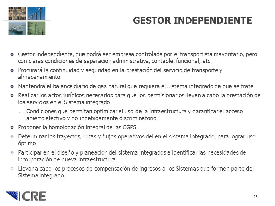 GESTOR INDEPENDIENTE
