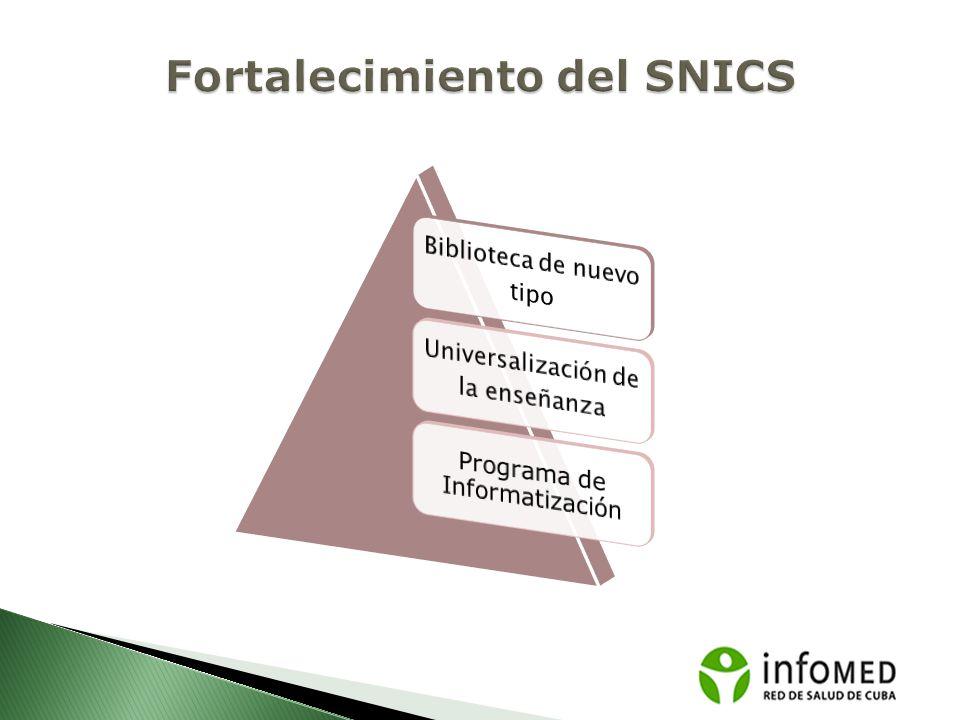 Fortalecimiento del SNICS