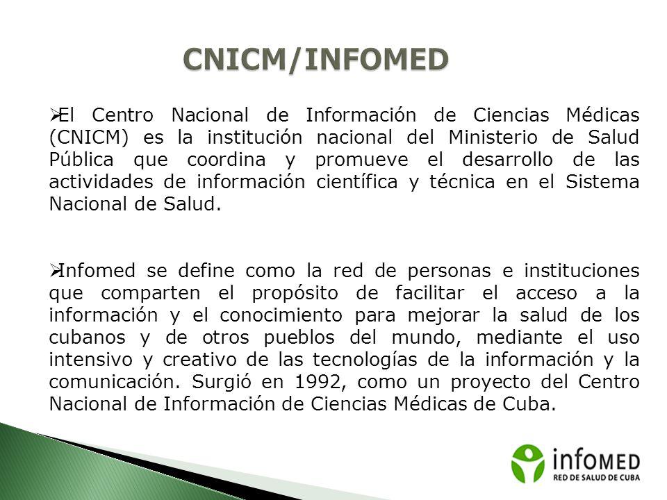 CNICM/INFOMED