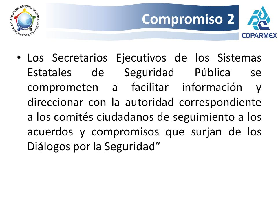 Compromiso 2
