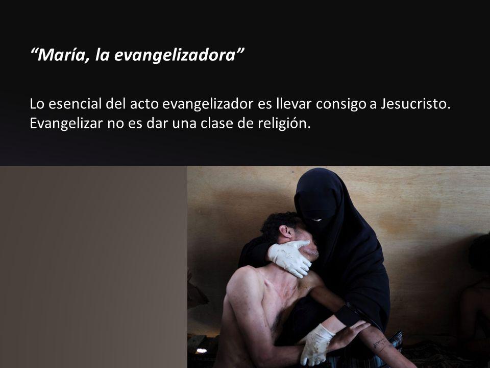 María, la evangelizadora