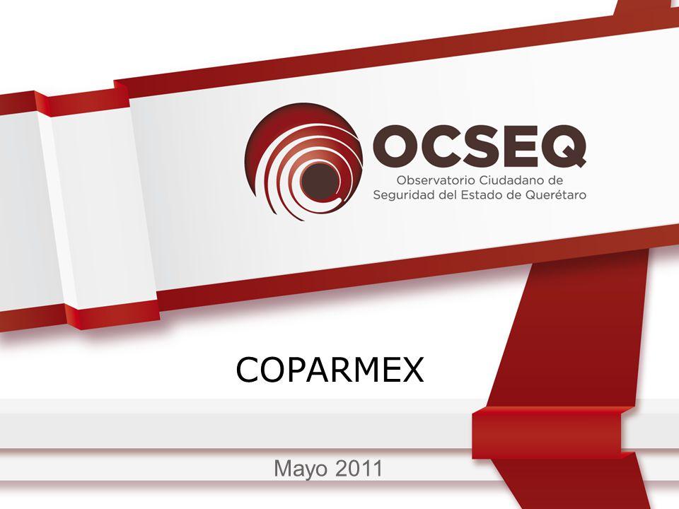 COPARMEX Mayo 2011
