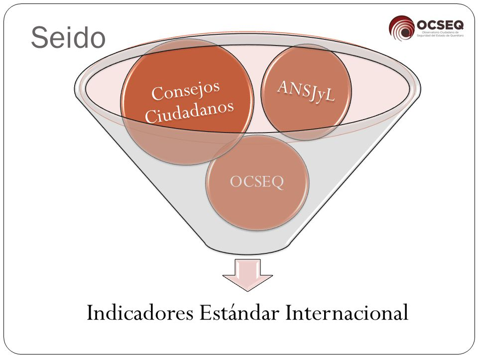 Indicadores Estándar Internacional