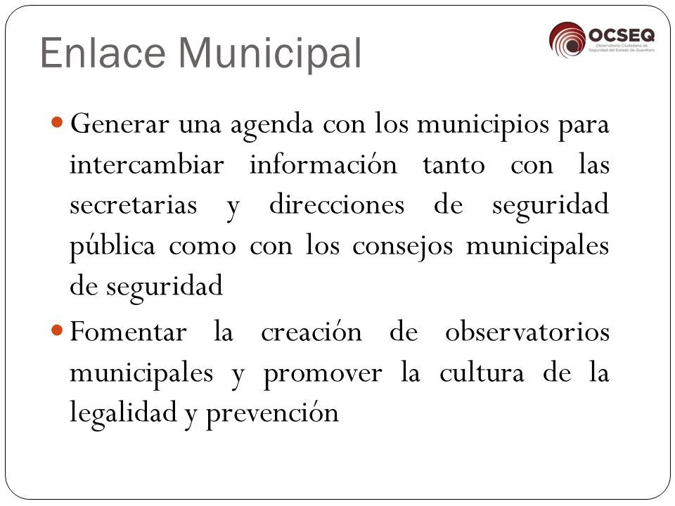 Enlace Municipal