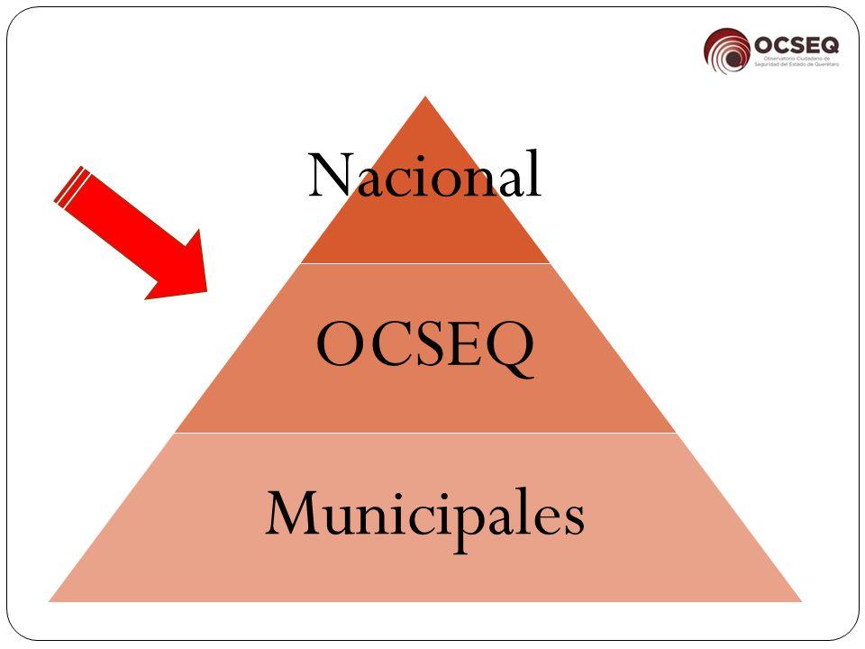 Nacional OCSEQ Municipales