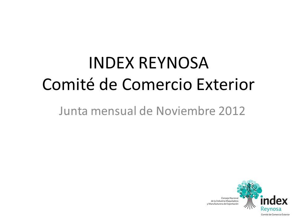 INDEX REYNOSA Comité de Comercio Exterior