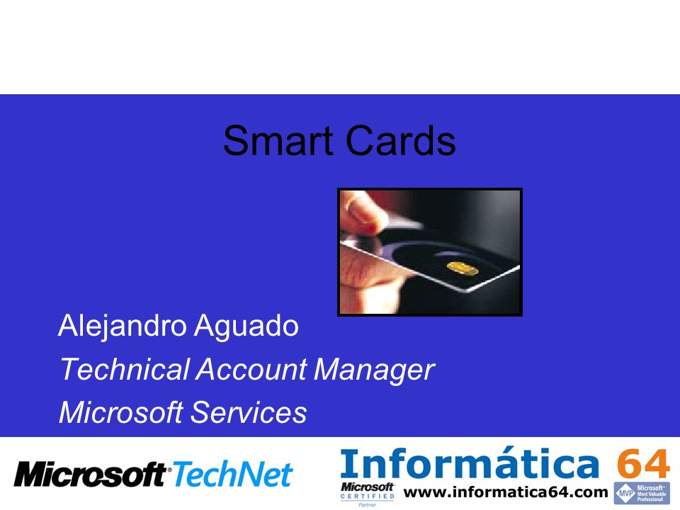 Alejandro Aguado Technical Account Manager Microsoft Services
