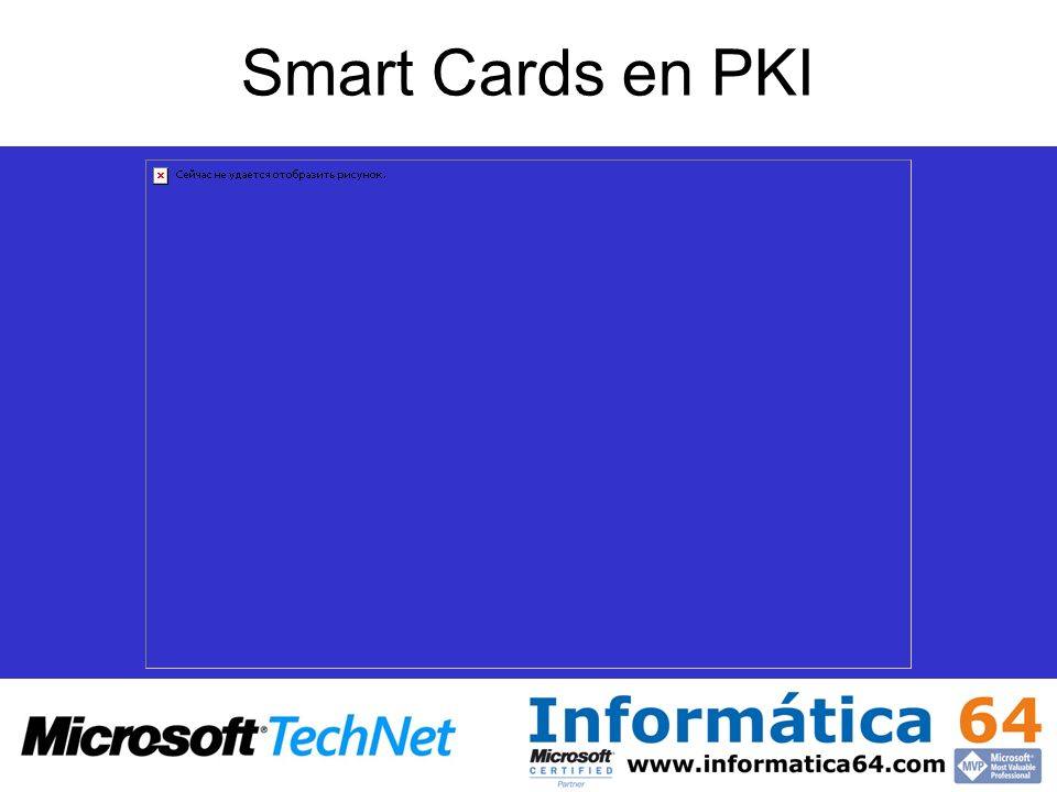 Smart Cards en PKI Introduction
