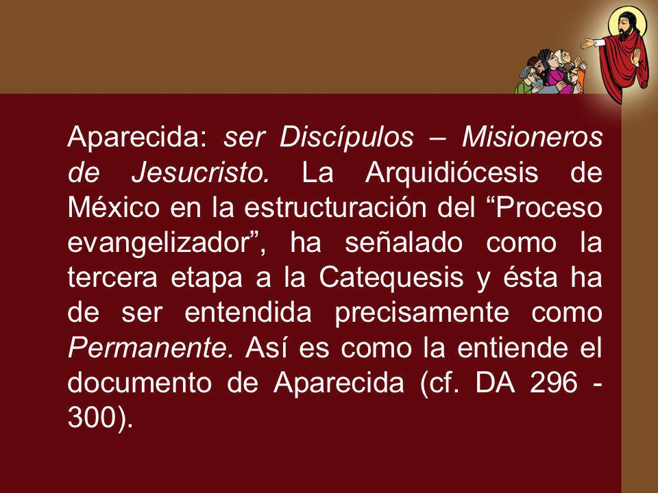 Aparecida: ser Discípulos – Misioneros de Jesucristo