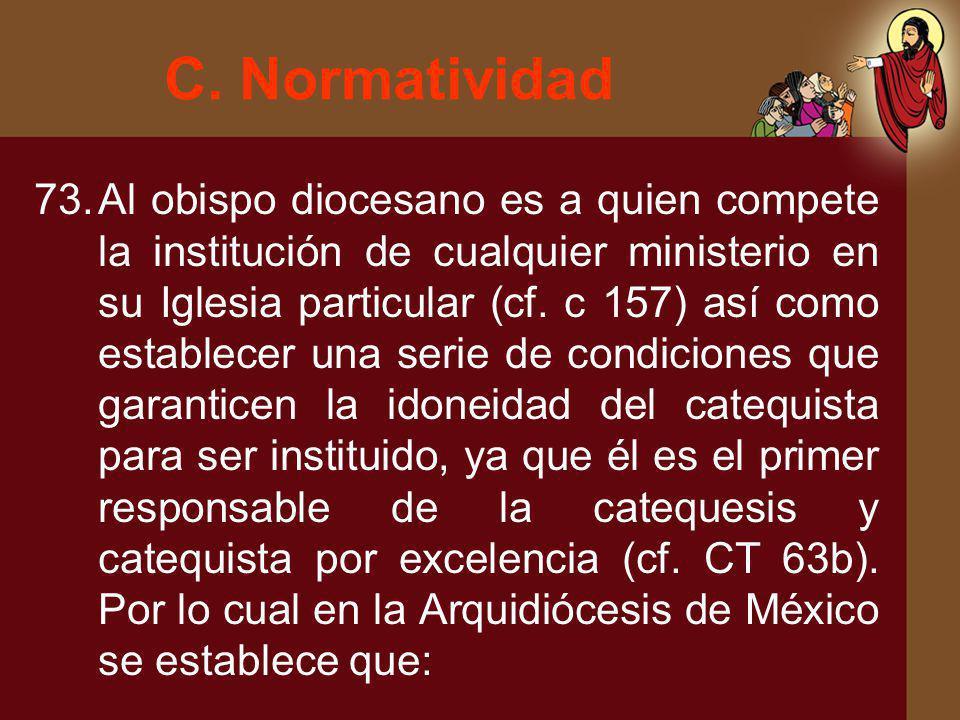 C. Normatividad
