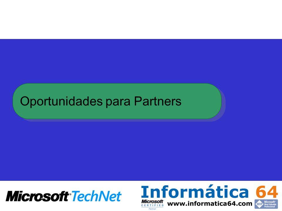 Oportunidades para Partners