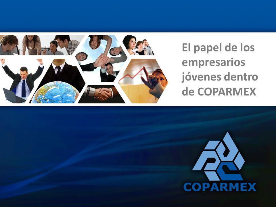 El papel de los empresarios jóvenes dentro de COPARMEX