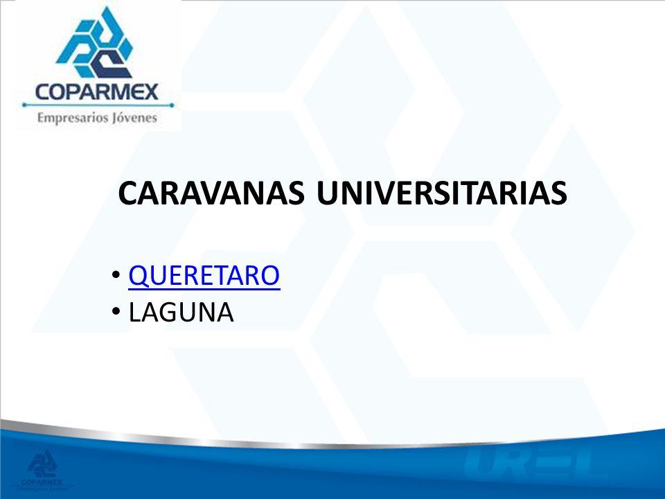 CARAVANAS UNIVERSITARIAS
