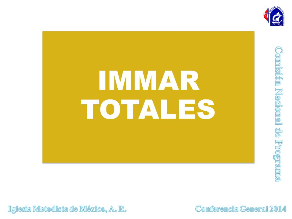 IMMAR TOTALES